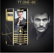 Điện thoại Bentley B6, siêu mỏng sang trọng và đẳng cấp