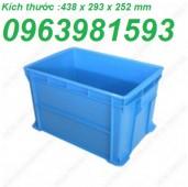 Hộp nhựa đặc, sóng nhựa đặc, khay đựng linh kiện, hộp đựng đồ cơ khí