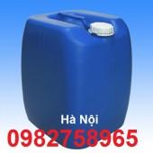 Can nhựa 30 lít -Dung tích: 30 lít