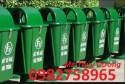Thùng rác 90l, thùng rác 90 lít, thùng rác công cộng,