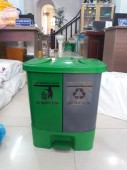 cung cấp thùng đựng rác thải y tế 20 lit đựng chất thải nguy hại