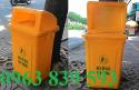 Giá thùng rác nhựa 95L Quận 9 - 0963.839.593 Ms.Loan