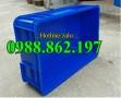 thùng nhựa Hs017, Thùng nhựa đặc giá rẻ, thùng nhựa hs017 giá rẻ, thùng nhựa côn