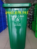 Thùng phân loại rác thải môi trường giá rẻ - 0963.839.593