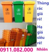 Thùng rác siêu rẻ- cung cấp thùng rác công cộng, thùng rác môi trường, thùng rác