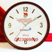đồng hồ treo tường, đồng hồ quà tặng, đồn hồ quảng cáo