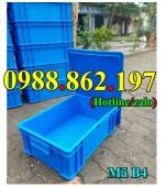 Thùng nhựa B4 giá rẻ, thùng nhựa đặc B4, Thùng chứa B4, thùng nhựa b4, thung chu