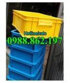 thùng nhựa đặc B2, thùng chứa b2, thùng nhựa đặc, sóng nhựa bít, thùng nhựa cơ k