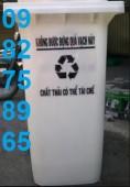 Thùng rác y tế, thùng rác y tế đạp chân, thùng rác 120l