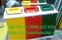 bán tất cả Thùng rác 3 ngăn tại Tphcm