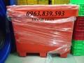 Bán thùng giữ lạnh 350L, thùng ướp hải sản loại lớn giá cạnh tranh