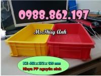 Khay nhựa b2, thùng nhựa B4, khay linh kiện, thùng nhựa có nắp, thùng nhựa đưng
