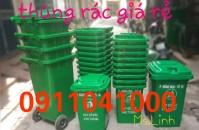 Lâm Đồng Chuyên phân phối thùng rác đến đại lý của các tỉnh giá cả yêu thương