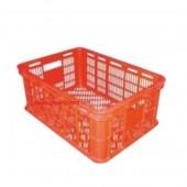 Sóng nhựa rỗng HS018, sóng nhựa rỗng, sọt nhựa công nghiệp, sóng nhựa hở giá rẻ