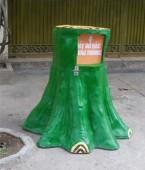 Thùng rác hình con thú, thùng đựng rác công cộng, thùng rác con vật giá rẻ