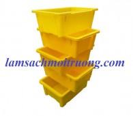 Bán khay đựng ốc vít, khay nhựa xếp tầng, sóng nhựa bít giá rẻ