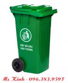 ở đâu bán thùng rác 240l giá rẻ nhất, thanh lý thùng rác 240l mới giá siêu rẻ