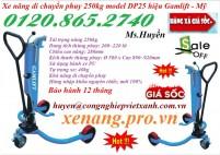 Xả hàng xe nâng di chuyển phuy 250kg DP25 giá cực sốc call 01208652740 – Huyền