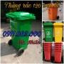Nơi bán thùng rác giá rẻ tại cần thơ- thùng rác nhựa, thùng rác 120 lít 240 lít