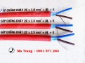 Cáp chống cháy 2x1.5, Fire Resistant Cable