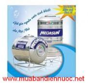 Bồn nước inox Megasun