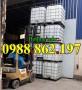Tank IBC cũ, bồn nhựa hà nội, tank nhựa chứa hóa chất, thùng chứa hóa chất, tan