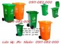 Địa điểm bán thùng rác 240 lít giá rẻ tại tiền giang- thùng rác nhập khẩu siêu r