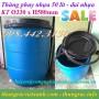 Thùng phuy nhựa 50 lít, thùng phuy 50 lít giá rẻ call 0984423150 – Huyền