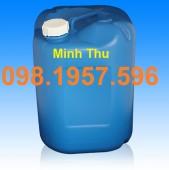 Can đựng hóa chất, can nhựa vuông 20 lít, can nhựa 30 lít giá rẻ