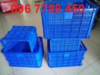 Bán rổ nhựa đan dùng trong công nghiệp giá sĩ
