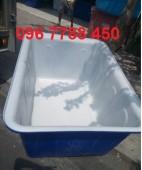 Bán thùng nhựa chữ nhật 2 lớp nuôi cá cực tiện lợi.