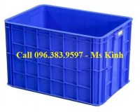 rổ nhựa trong ngành may, thùng nhựa, sóng nhựa công nghiệp
