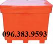 Bán thùng giữ lạnh 400L, thùng ướp hải sản công nghiệp loại lớn 450L -0963839593
