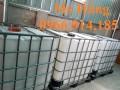 Bồn nhựa 1000l đựng hóa chất,bồn nhựa 1000l đựng thực phẩm giá rẻ