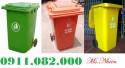 Sỉ lẻ thùng rác 120 lít 240 lít giá rẻ tại mỹ tho- tiền giang- 0911.082.000