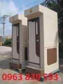 Dịch vụ bán và cho thuê nhà vệ sinh công trình giá rẻ.