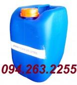 Cung cấp can đựng hóa chất, can nhựa 30 lít, can nhựa giá rẻ