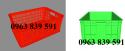 Rổ nhựa đựng hải sản loại lớn giá rẻ 0963 839 591 Thu Phương