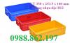 Thùng chứa B12, thùng nhựa đặc B12, sóng nhựa đặc, sóng nhựa bít B12