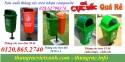 Sản xuất thùng rác treo 50 lít, thùng rác treo 55 lít giá rẻ call 01208652740