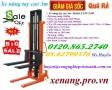 Giá cực sốc xe nâng tay cao 3m tải trọng 1 tấn call 01208652740 – Huyền