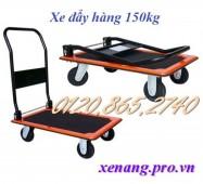 Giảm giá cực sốc xe đẩy hàng 150kg và xe đẩy hàng 300kg call 01208652740 – Huyền