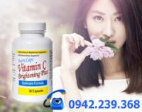 Thuốc Trắng Da Ivory Caps Vitamin C Plus