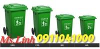 Đồng Tháp địa chỉ cung cấp và phân phối sỉ lẻ thùng rác đủ màu các loại
