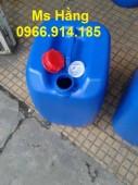 Can nhựa 10 lít đựng hóa chất,can nhựa 20 lít đựng hóa chất