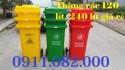 Thanh lý thùng rác nhựa 120 lít 240 lít giá rẻ toàn quốc