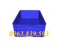 Hộp nhựa đặc chữ nhật, thùng nhựa công nghiệp - LH: 0963.839.593 Thanh Loan