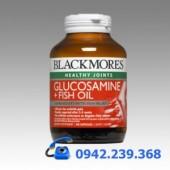 Glucosamin Blackmores của Úc – Blackmores Glucosamin + Fish