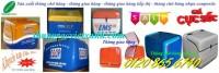 Thùng chở hàng, thùng giao hàng tiếp thị, thùng giao hàng sau xe máy giá rẻ