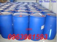Thùng phuy 100l, thùng phuy nhựa, vỏ thùng phuy cũ, thùng phuy đựng hóa chất giá